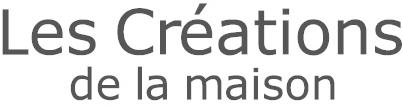 logo création de la maison